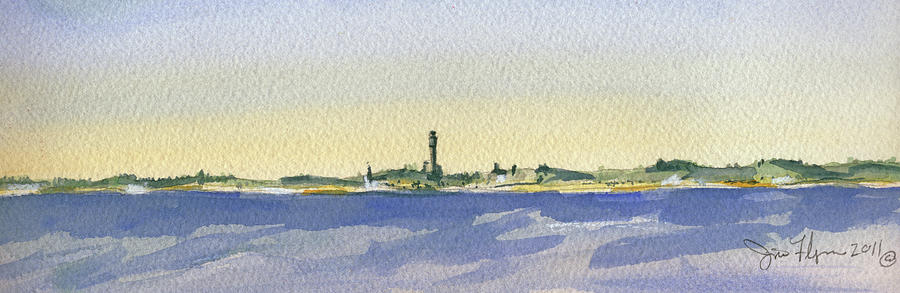 Provincetown CapeCod by James Flynn