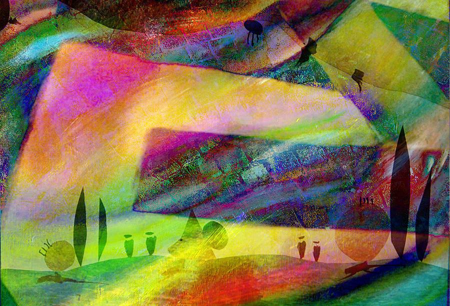 Digital Digital Art - Ps94 by Emilio B Campo- Diaz