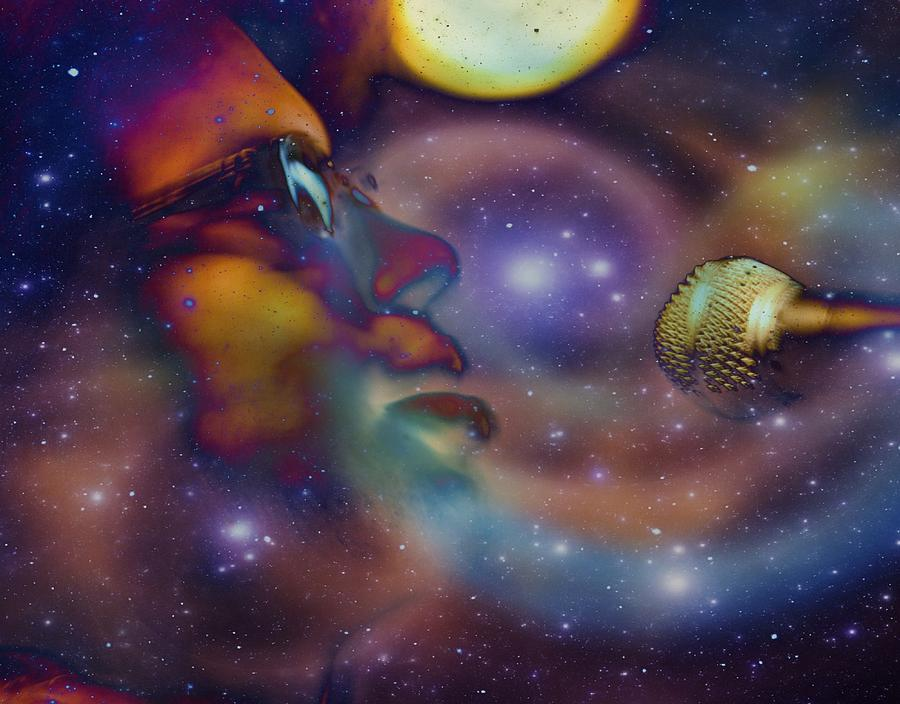 Psychedelic Soul 10 Digital Art by Dylan Chambers