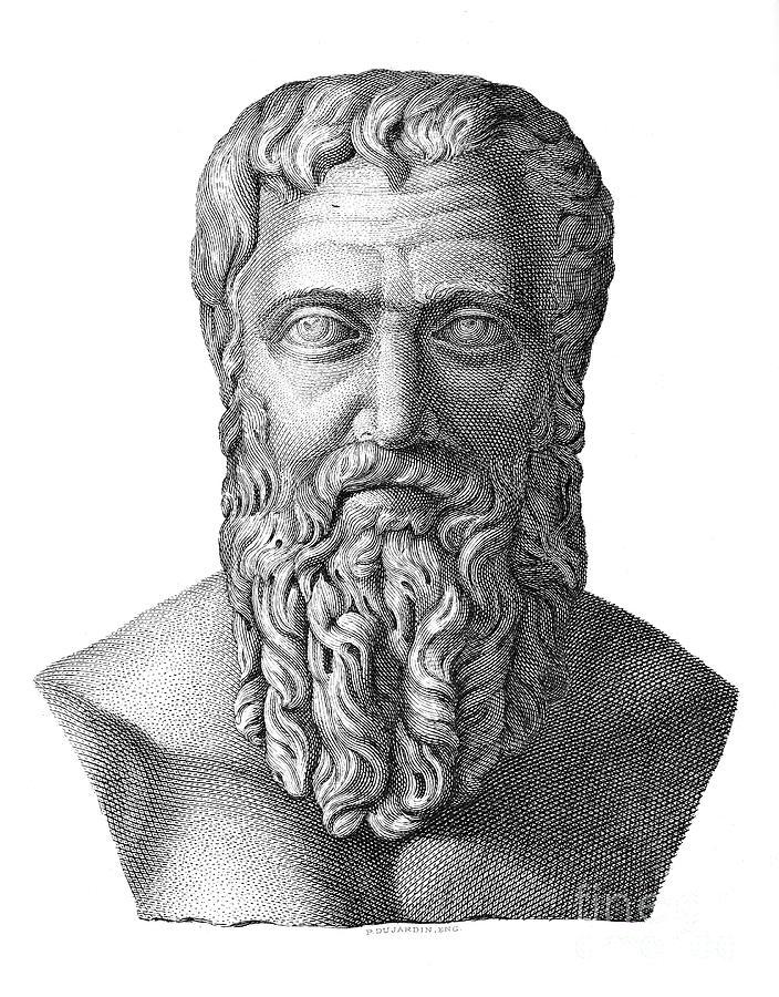 2nd Century Photograph - Publius Pertinax (126-193) by Granger