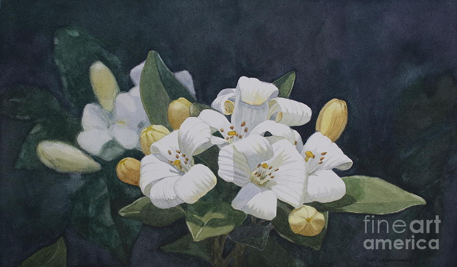 Purity Painting - Purity by Jan Lawnikanis