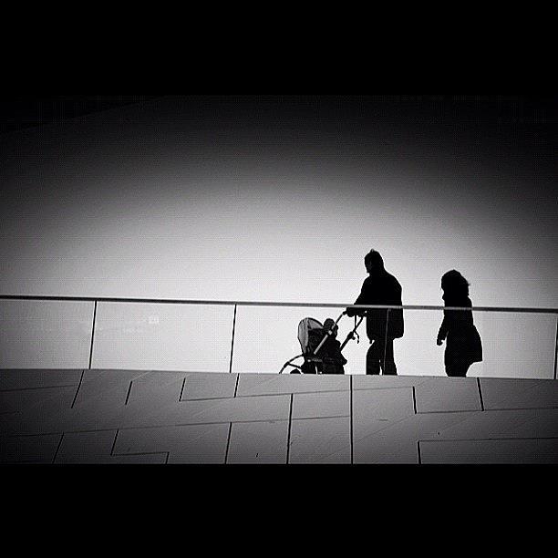 Noir Photograph - Push Push Baby by Robbert Ter Weijden