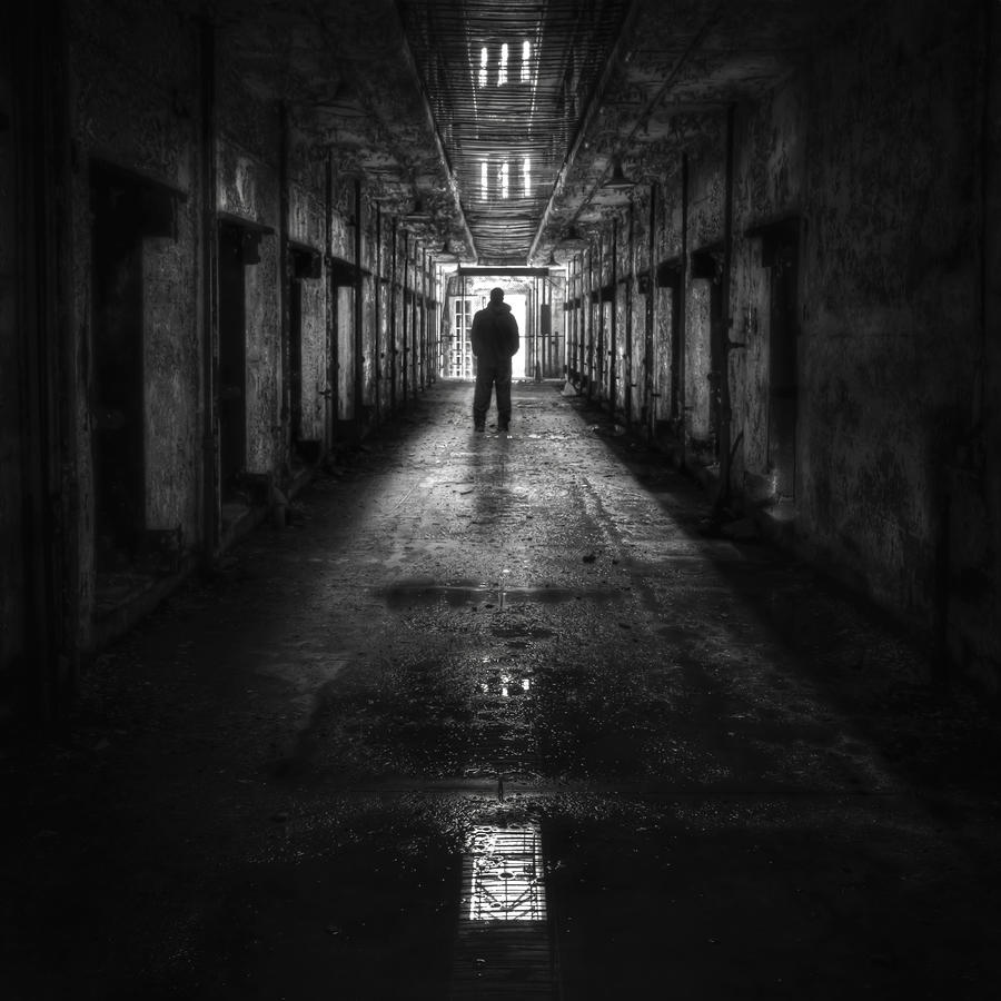 Jail Photograph - Put My Name On The Walk Of Shame by Evelina Kremsdorf