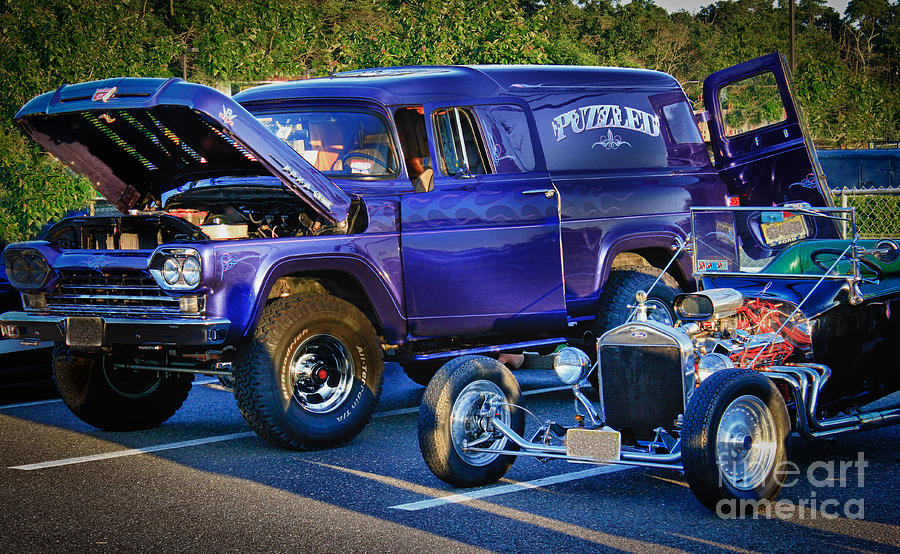 Wonderful Car Photograph   Puzzled Hdr Cool Truck Hot Rod Classic Car Photos Pictures  Cars Photography Pics