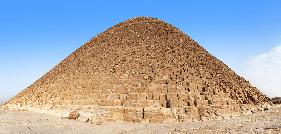 Africa Photograph - Pyramid Giza. by Jane Rix