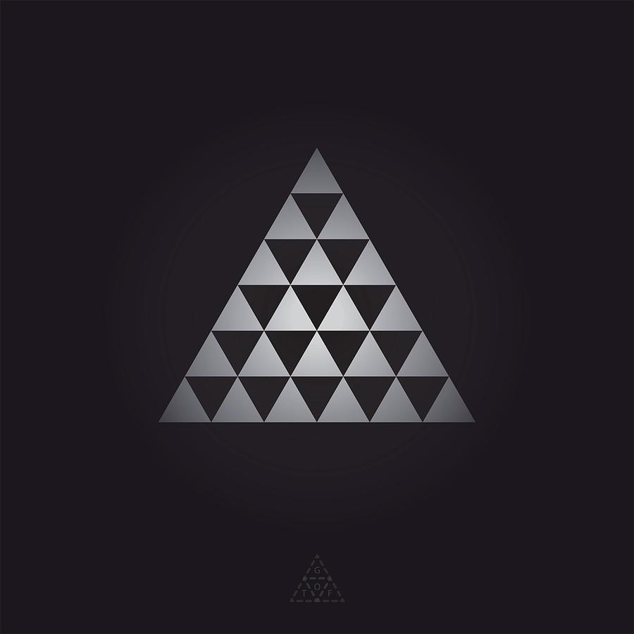 Pyramid Digital Art - Pyramid Optic V23.1 by Guardians of the Future