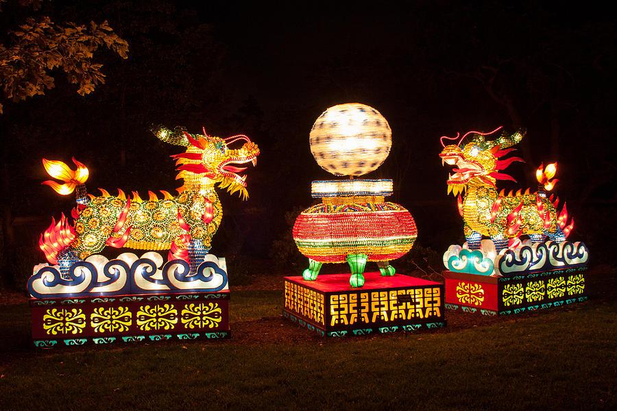 China Photograph - Qilin by Semmick Photo