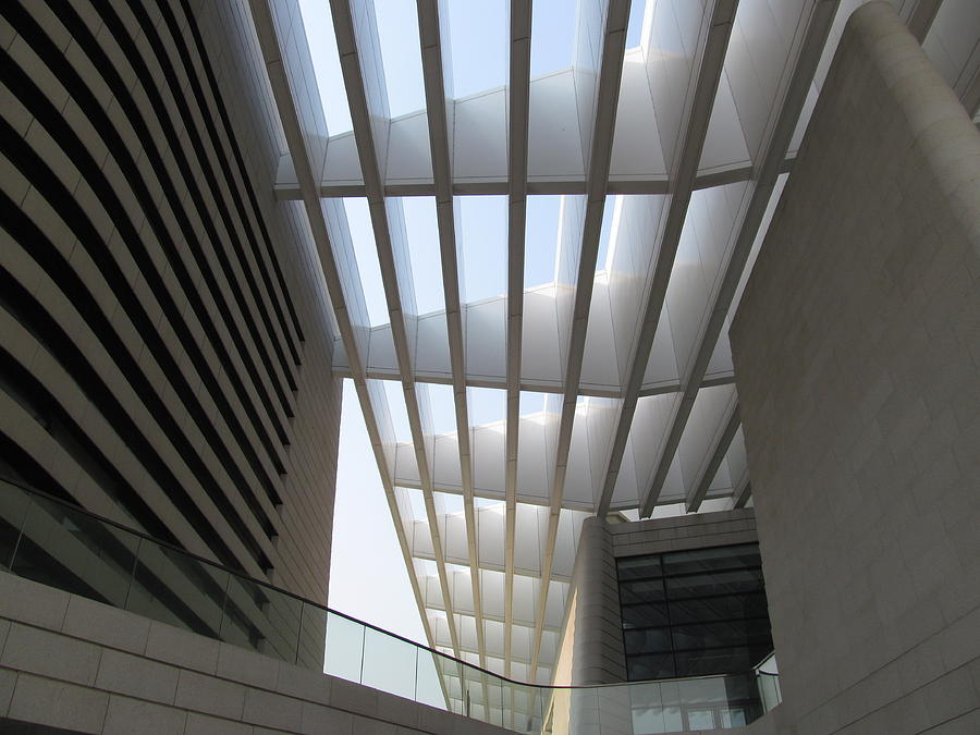 Architecture Photograph - Qingdao Theatre by Alfred Ng
