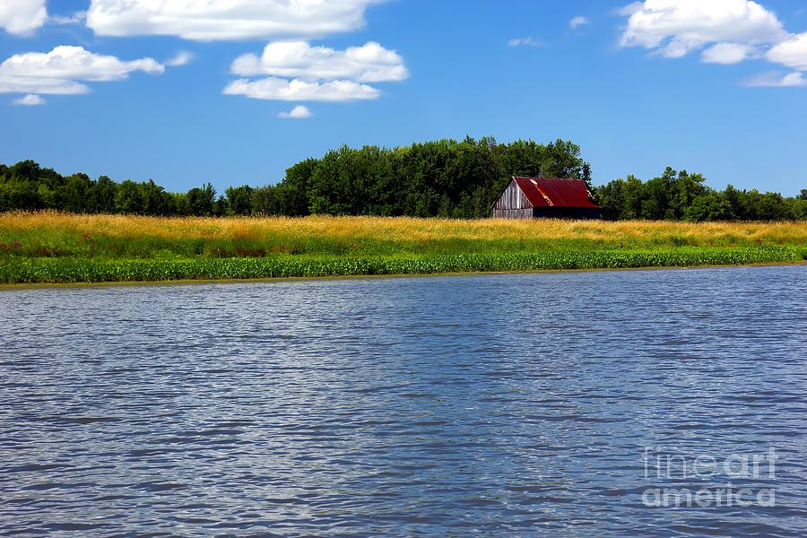 Quebec Photograph - Quebec Countryside by Sophie Vigneault