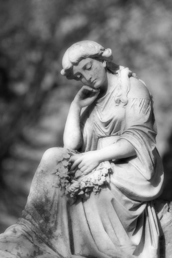 Quiet Photograph - Quiet Contemplation by Mark J Seefeldt