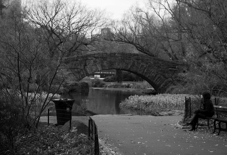 New York Photograph - Quiet Time In Nyc by Kenneth Drylie