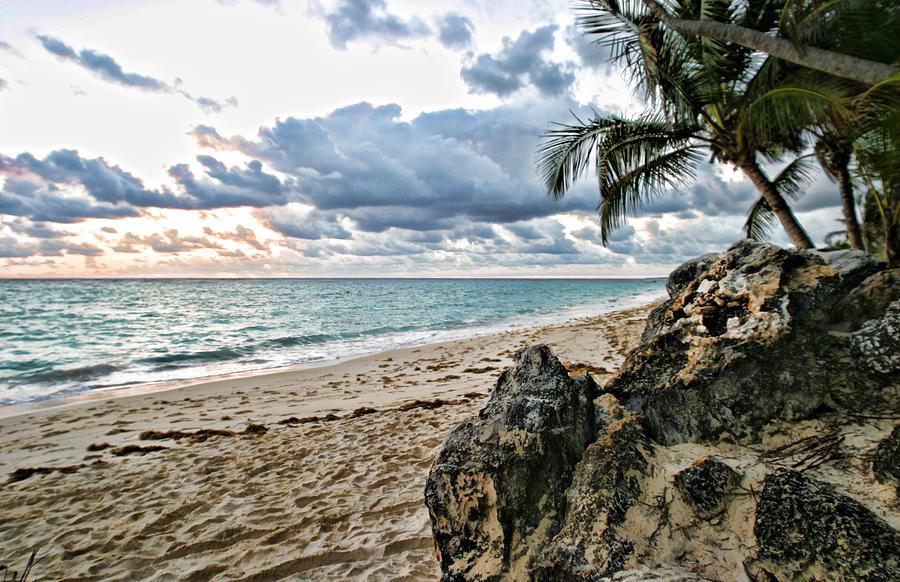 Beach Photograph - Quiet Time by Shari Jardina