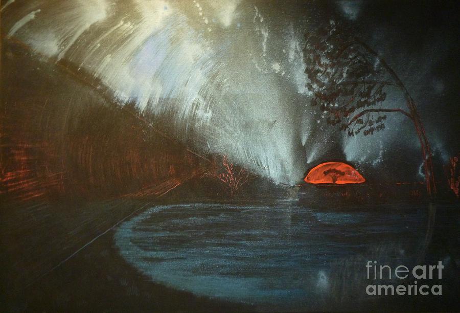 Landscape Mixed Media - Quinkin by Matt Gregor LWP