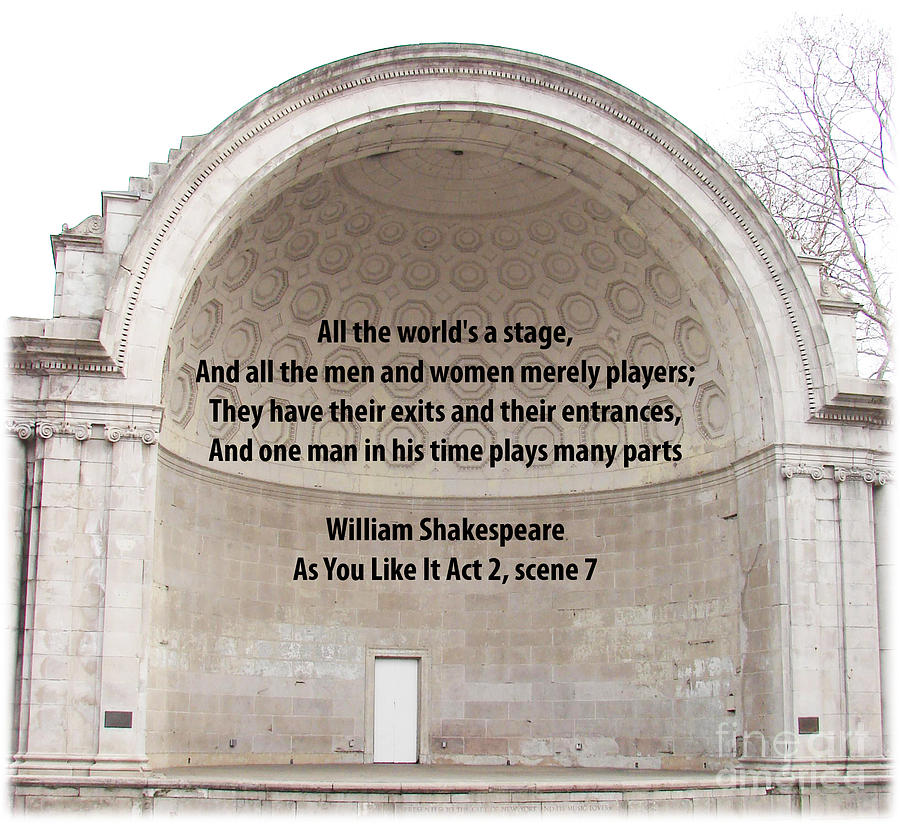 Shakespeare as you like it love quotes