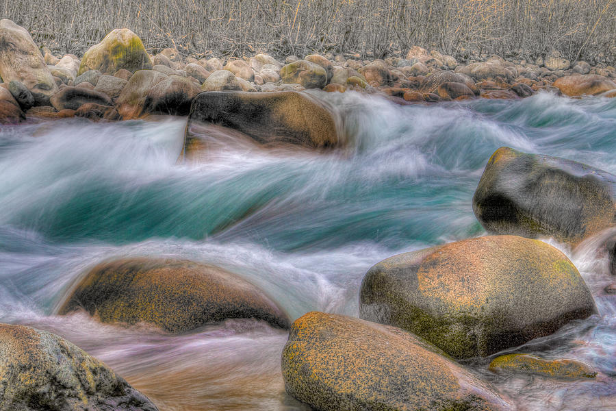 Raging Waters Photograph - Raging Waters by Naman Imagery
