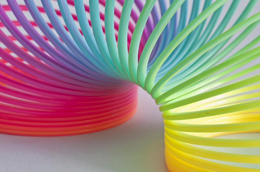 Rainbow Photograph - Rainbow 1 by Steve Purnell