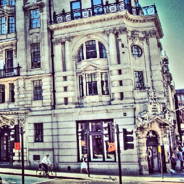 Walking Photograph - Random Pic In #london   #uk #england by Abdelrahman Alawwad