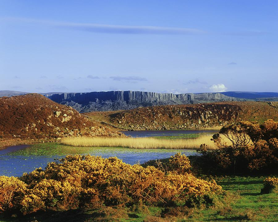 Autumn Photograph - Rathlin Island, Co Antrim, Ireland by The Irish Image Collection