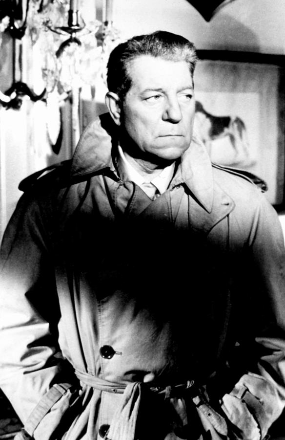 1955 Movies Photograph - Razzia Sur La Chnouf, Jean Gabin, 1955 by Everett