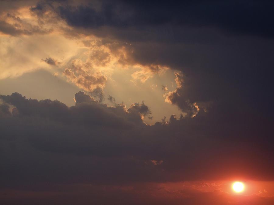 Reach For The Sky Photograph - Reach For The Sky 5 by Mike McGlothlen
