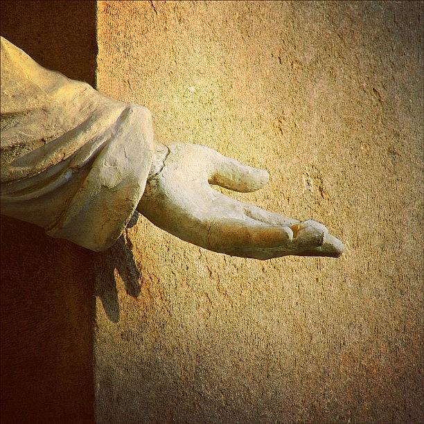 Spiritual Photograph - Reach Out Touch Faith #hand #faith by A Rey