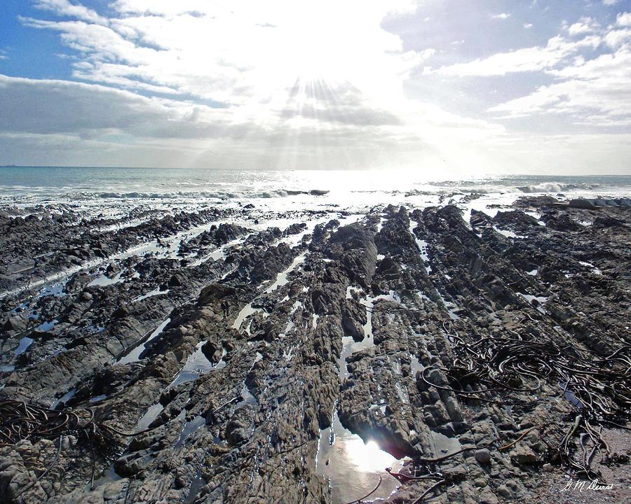 Lava Photograph - Reaching by Michael Durst