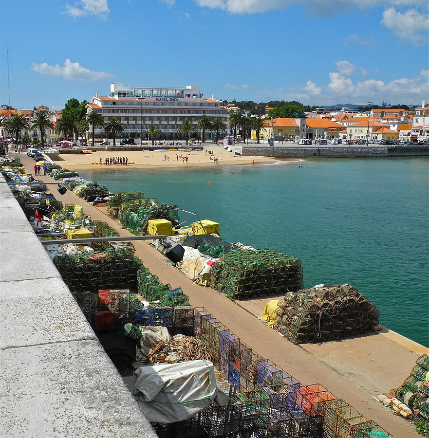 Cascais Photograph - Ready for Fishing Tomorrow by Kirsten Giving