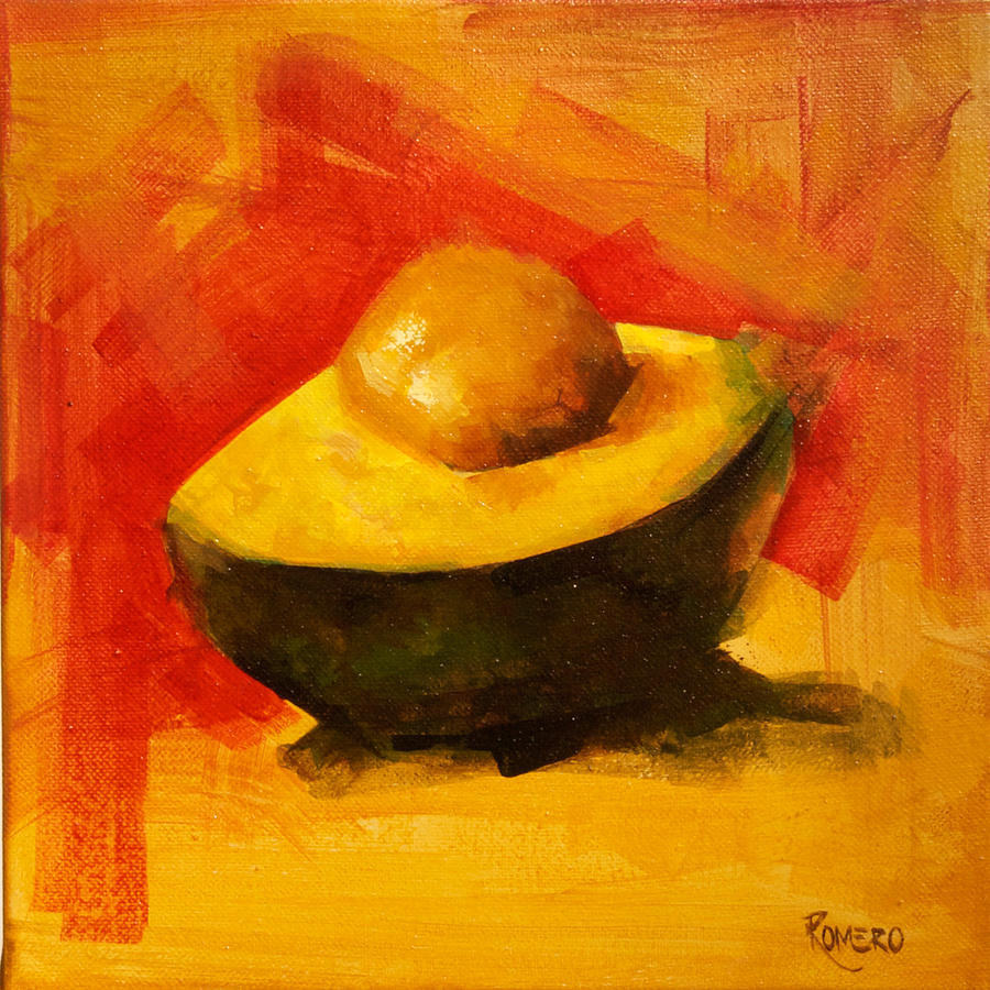 Fruits Painting - Ready For Salad by Jose Romero