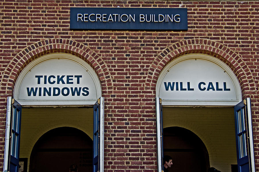 Architecture Photograph - Rec Hall by Tom Gari Gallery-Three-Photography