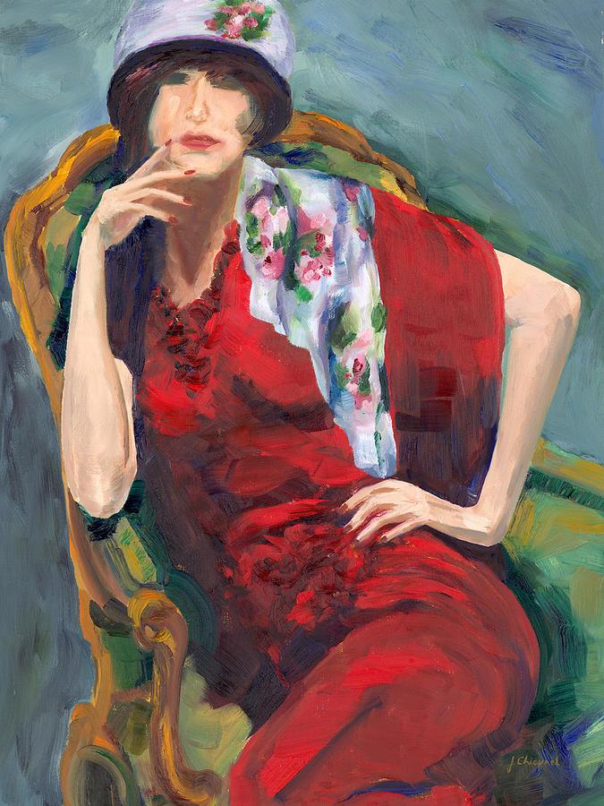 Red Dress by Joe Chicurel