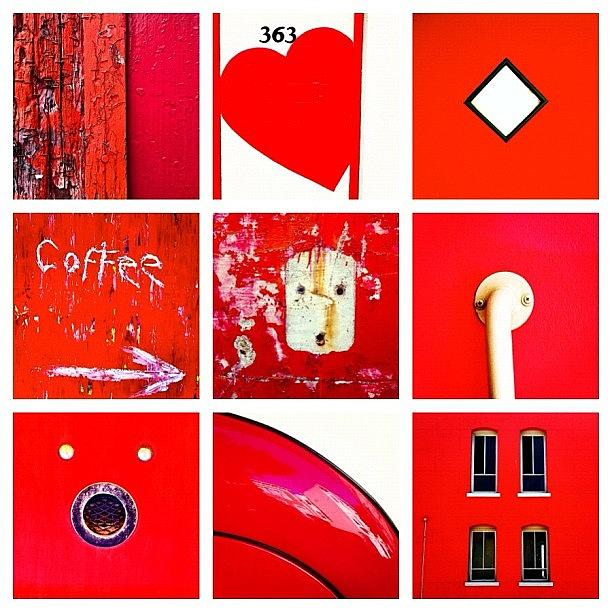 Red Photograph - red by Julie Gebhardt
