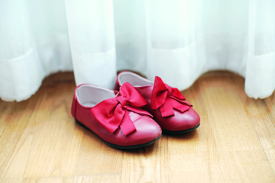 Red Shoes Photograph by Photography by Bobi