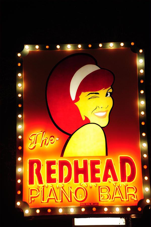 Redhead Photograph by Zannie B