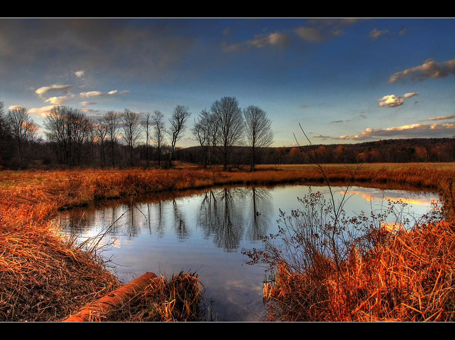 Reflections Photograph - Reflect Upon by Chris Hartman Price