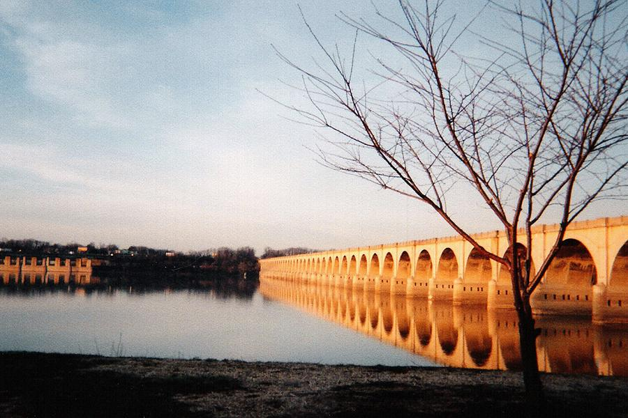 Susquehanna Photograph - Reflections On The Susquehanna by Ed Golden