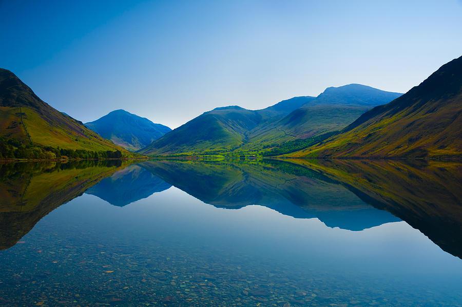 Bay Photograph - Reflections by Svetlana Sewell