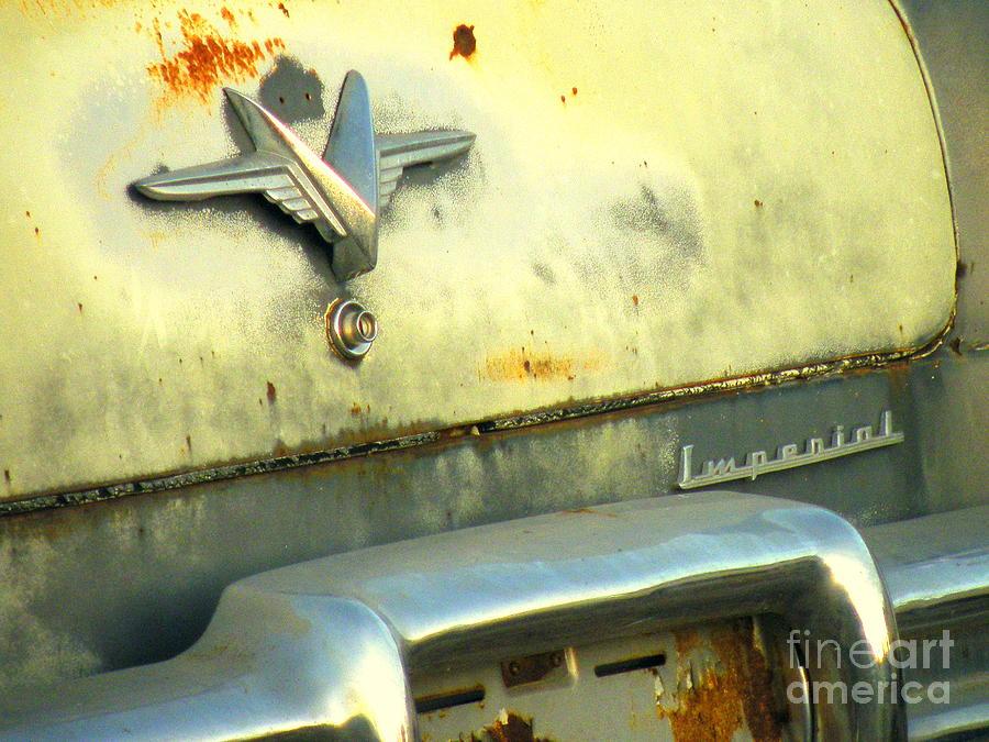 Car Photograph - Reign Is Over by Joe Jake Pratt