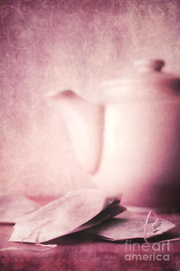 Tea Photograph - Relaxing Tea by Priska Wettstein