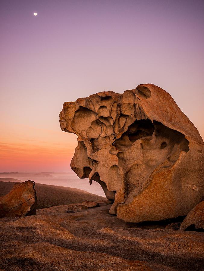 Atlantic Photograph - Remarkable Rocks by Ryan  Carter