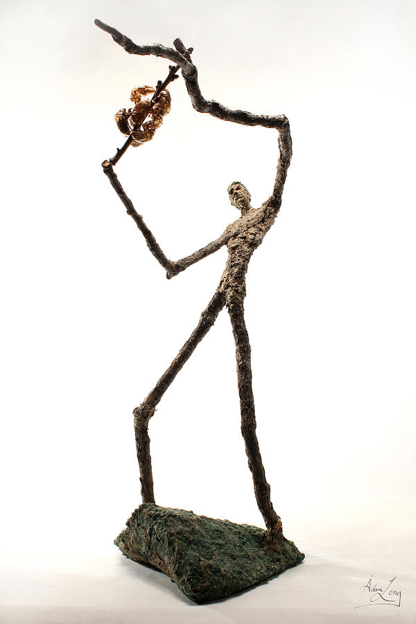 Sculpture Mixed Media - Remember The Infants by Adam Long