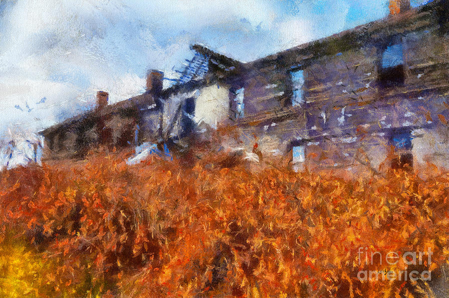 House Photograph - Remember When by Lois Bryan