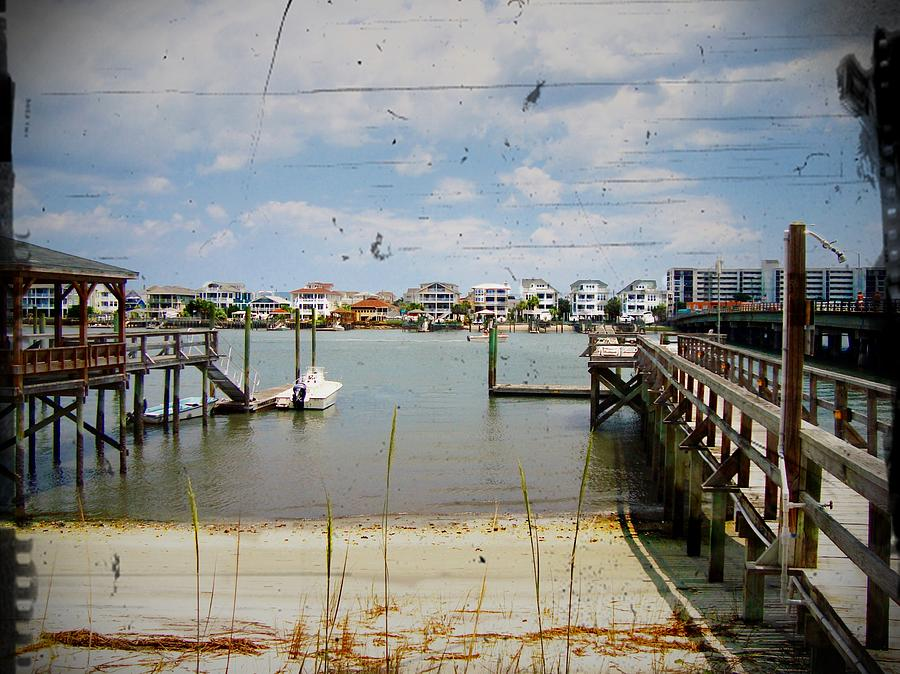Loop Photograph - Remembering Wrightsville Beach by Joan Meyland