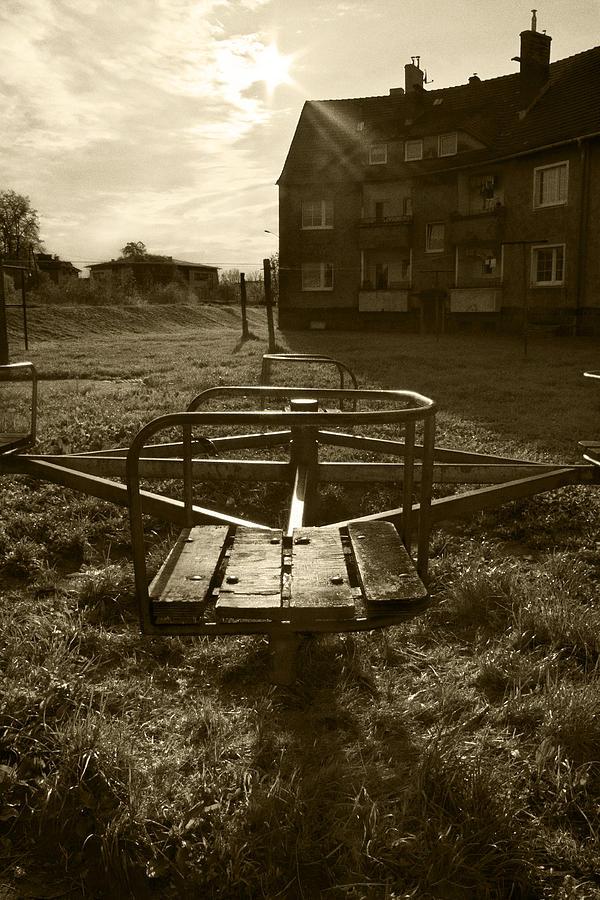 Landscape Photograph - Remembrance 1 by Maciej Kamuda