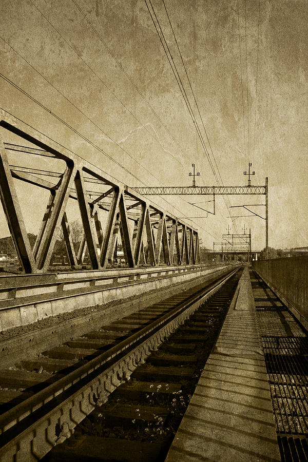Childhood Photograph - Remembrance 7 by Maciej Kamuda