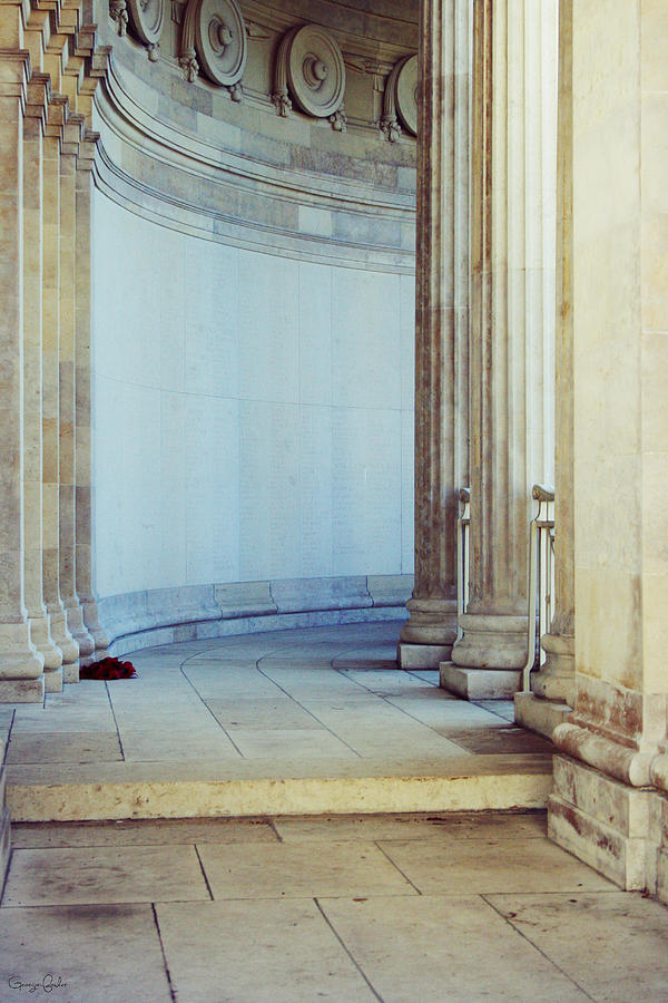 Architecture Photograph - Remembrance Day by Georgia Fowler