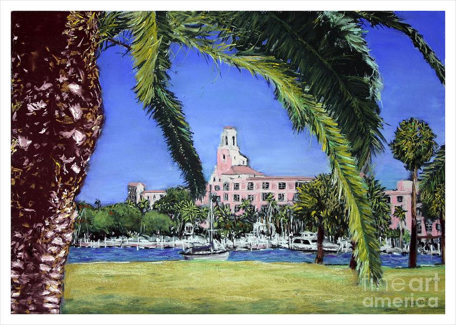 St. Petersburg Pastel - Renaissance by Barry Rothstein