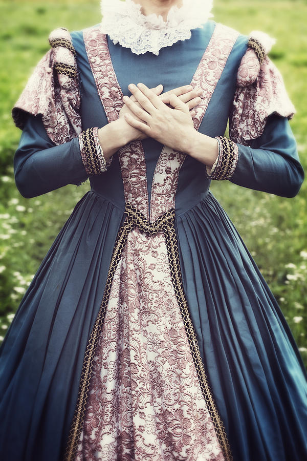 Woman Photograph - Renaissance Princess by Joana Kruse