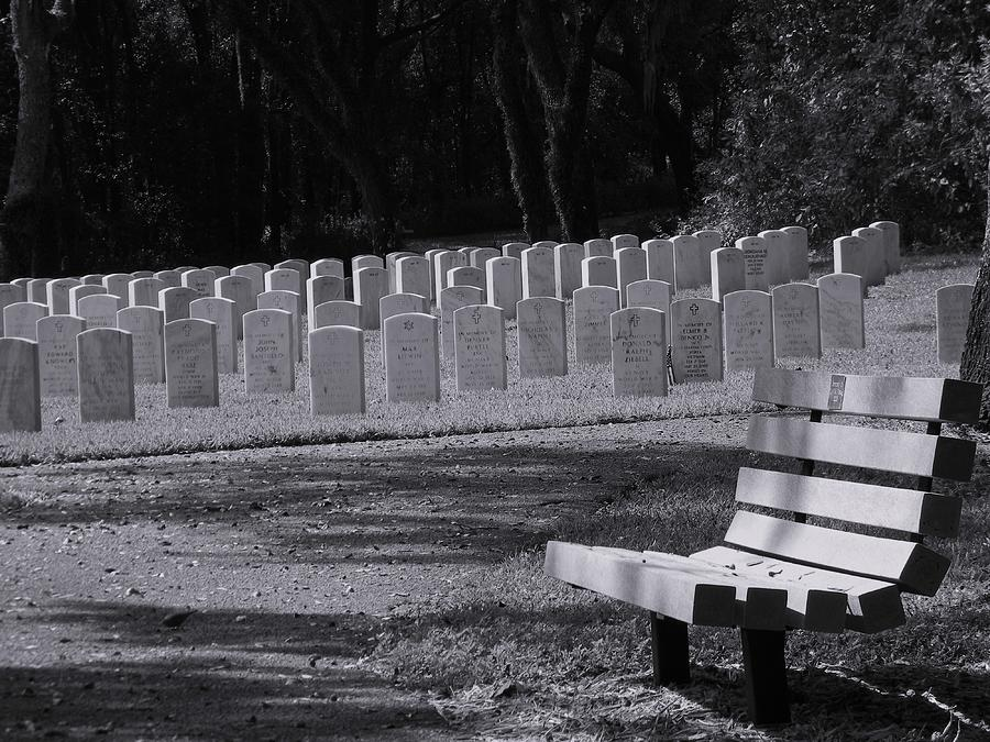Resting Place Photograph - Resting Place by Warren Thompson