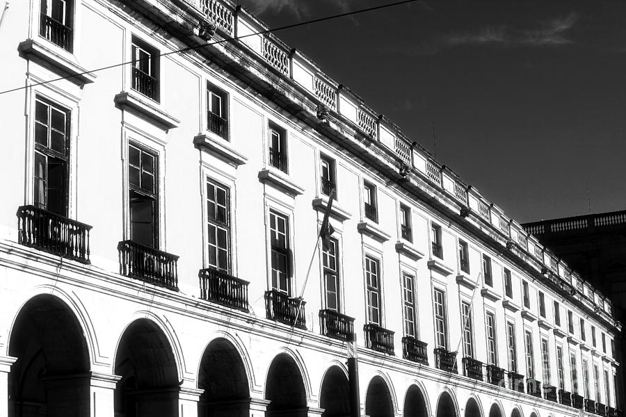 Palace Photograph - Ribeira Palace by John Rizzuto