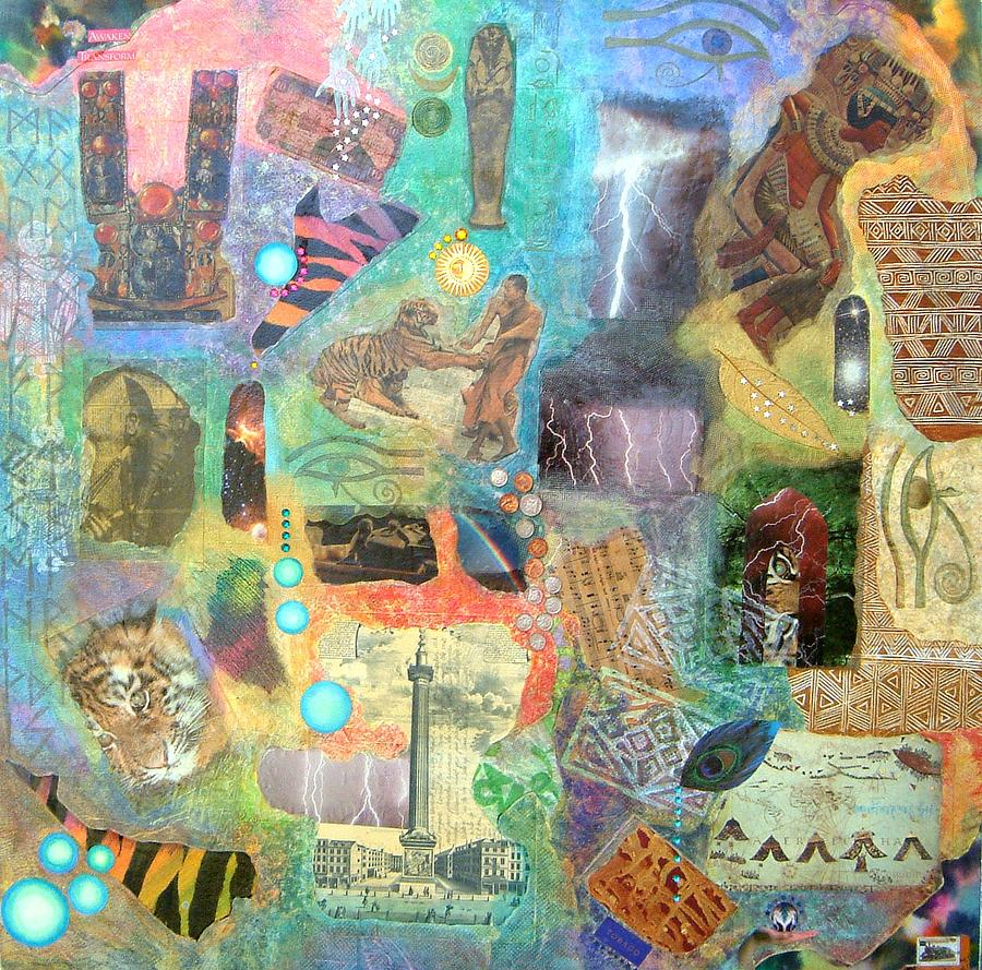 Rich Beyond Compare Painting by Jennifer Baird